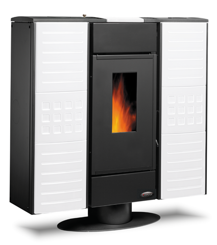 Pellet thermostove Otello Idro